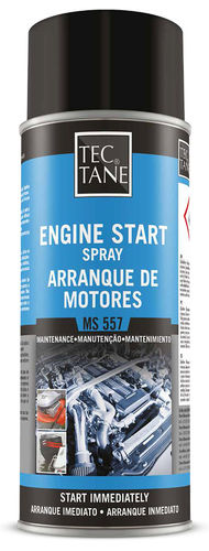 Arranque Motor Spray