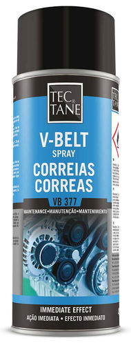 Anti-deslizante Correas Spray