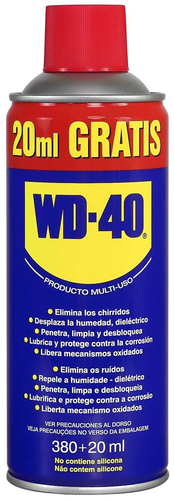WD-40 SPRAY 380+20 ML