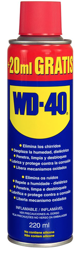 WD-40 SPRAY 200 + 20ml.