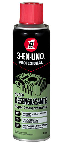 3 EN 1 SUPER DENGRASANTE SPRAY 250ML