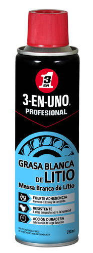 3 EN 1 GRASA DE LITIO SPRAY 250ML