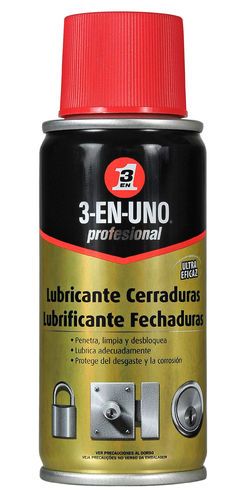 3 EN 1 CERRADURAS SPRAY 100ML