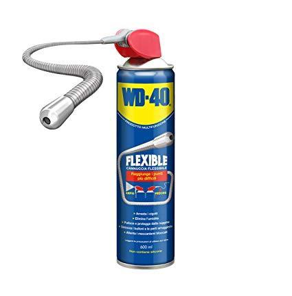 WD-40 PULVERIZADOR 400ML FLEXIBLE