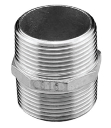 MACHÓN M/M FIG.280  INOX 316